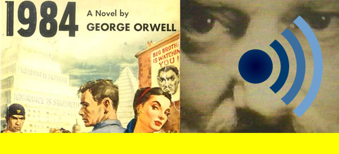 the role of technology in 1984 a novel by george orwell Orwell and 1984 keep in mind, george orwell wrote 1984 over 60 years ago (he wrote it in '48 and transposed the numbers) his observations were most likely focused on stalinist russia, one of the more brutal regimes in the history of, for lack of a more accessible word, civilization.
